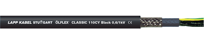 OLFLEX Classic 110 CY Cable Core mm² Conductor 0,6/1KV