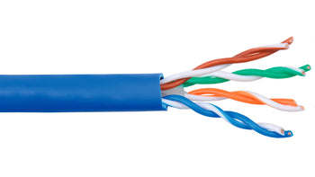 LOW VOLTAGE CAT6E SOLID BARE ANNEALED COPPER HIGH PERFORMANCE DATA CABLE