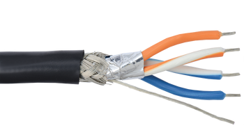 Alpha Wire Multipair 300V Foil Braid Manhattan Electrical Computer Cable