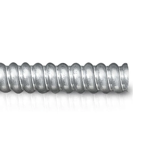 "3 1/2"" Trade Electri Reduced Wall Flexible Conduits Aluminum Alloy Type ABR Non-Jacketed"