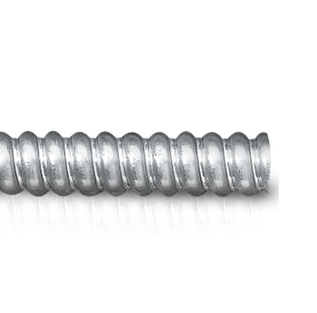 "7/16"" Trade Electri Reduced Wall Flexible Conduits Aluminum Alloy Type ABR Non-Jacketed"