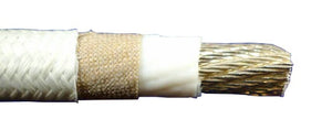 M22759/01 Silver Plated Copper Conductor PTFE Glass Tape Cable
