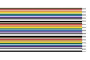 Ribbon Cable - 22 AWG