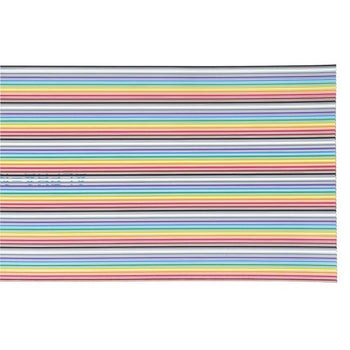 Alpha Wire Multi Conductor 300/1000V PVC Insulation Ribbon Cable