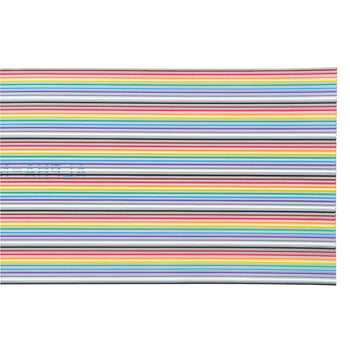 Alpha Wire 150_600V PVC Insulation Hook Up Wire Ribbon Cable