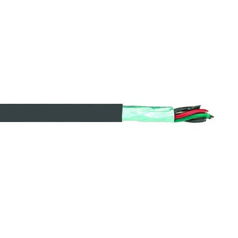 Alpha Wire 25470/40 20 AWG 40 Conductor Foil 300V Xtra Guard-2 Abrasion Resistant PUR Cable