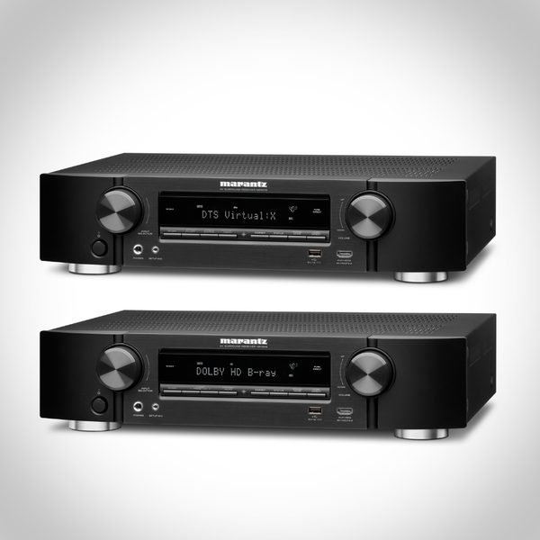 New Marantz NR1509 and NR1609 Home Theatre Receivers incoming!