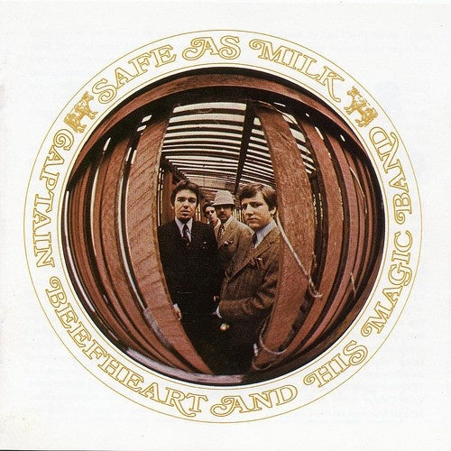 LP Captain Beefheart - Safe as Milk