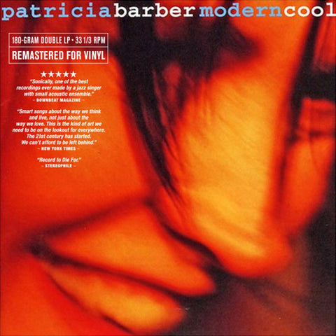LP Barber, Patricia - Modern Cool