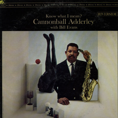LP Adderley, Cannonball - Know What I mean