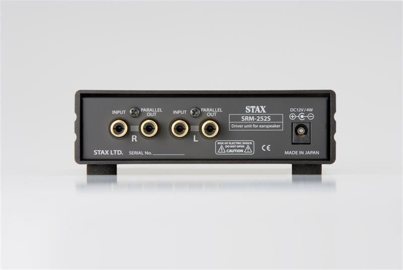 Stax SRM-252S Solid State - 1 input / 1 output