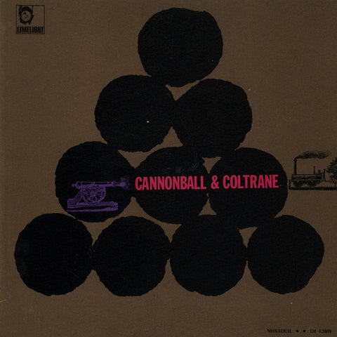 LP Adderley, Cannonball - And Coltrane