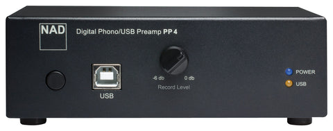 NAD PP4 Phono Preamplifier