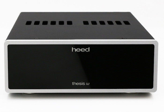 Heed Thesis Omega Amplifier