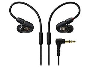 Audio Technica ATH-E50 In-Ear Headphones