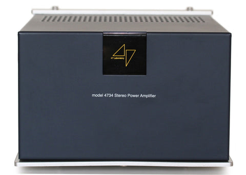 Model 4734 Midnight Blue Stereo Power Amplifier