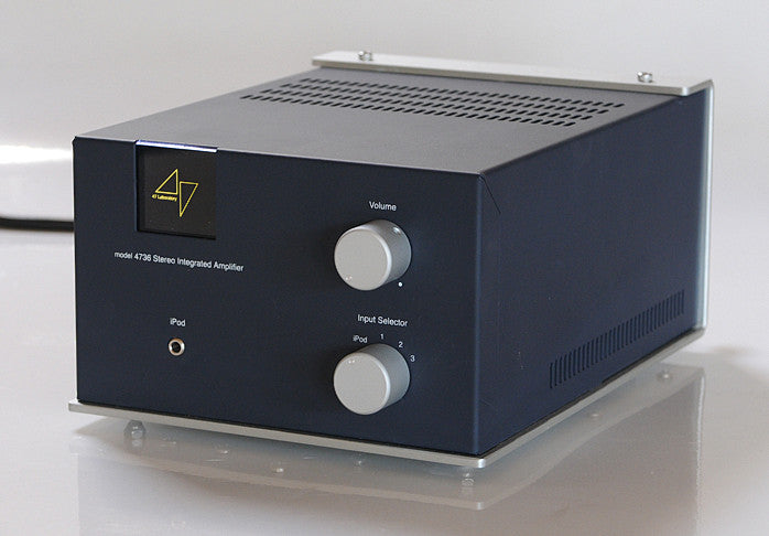 "47 Laboratory 4736 Stereo Integrated Amplifier ""Midnight Blue"""