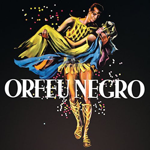 LP Orfeu Negro / Black Orpheus Soundtrack