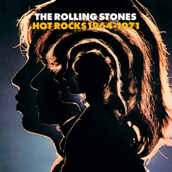 LP Rolling Stones - Hot Rocks