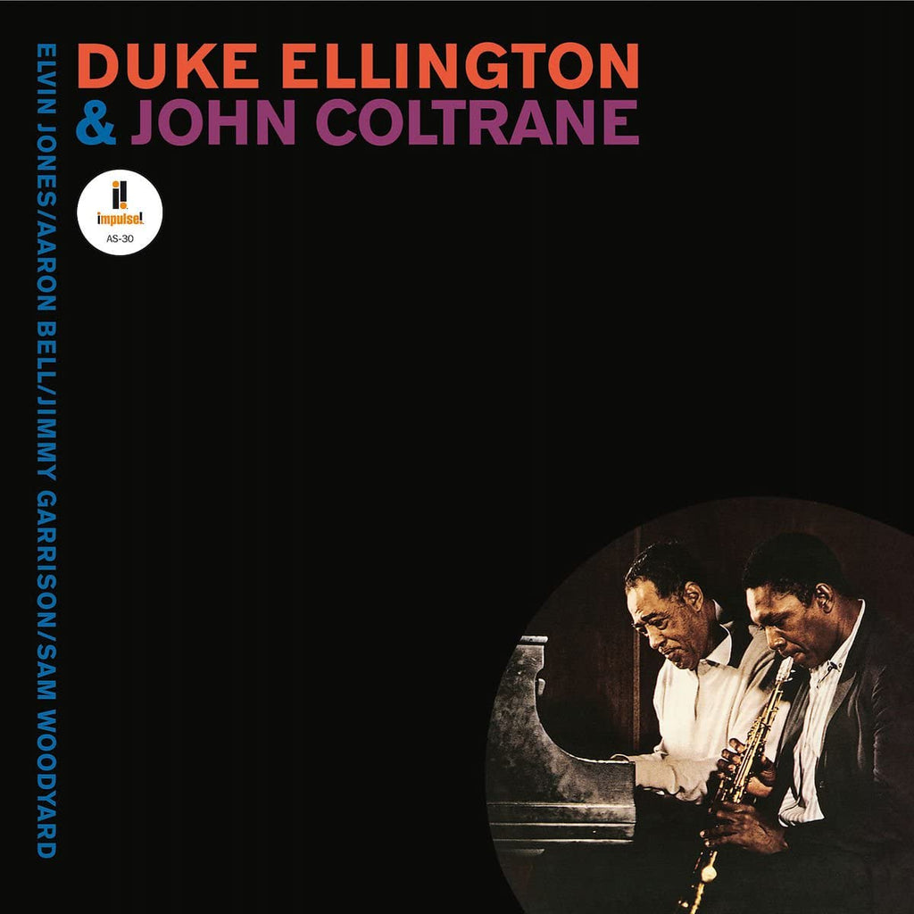 LP Elliington, Duke - Duke Ellington & John Coltrane
