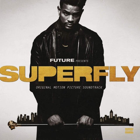 LP Superfly Soundtrack
