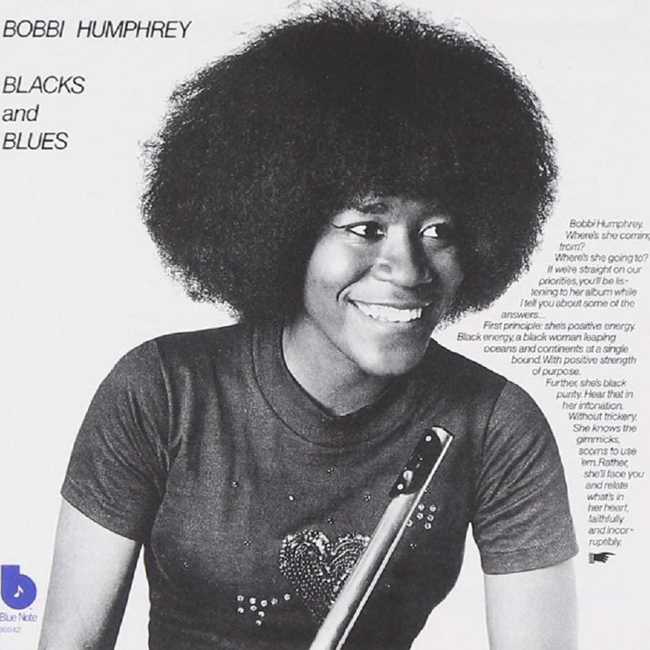 LP Humphrey, Bobbi - Blacks and Blues