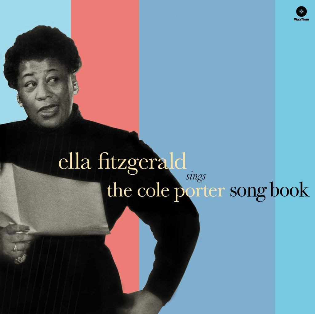 LP Fitzgerald, Ella - Sings The Cole Porter Songbook