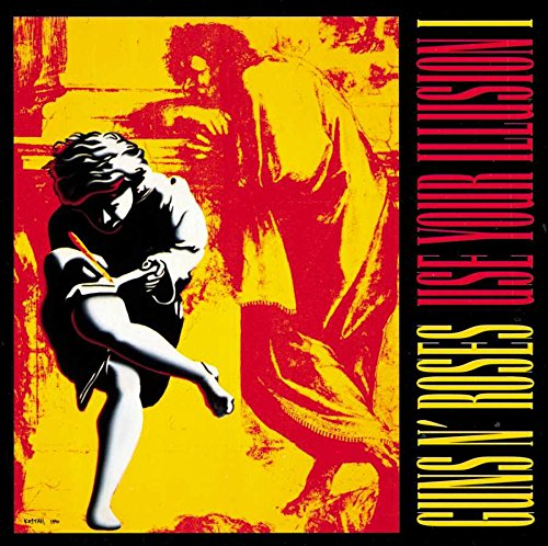 LP Guns N Roses - Use your Illusion 1