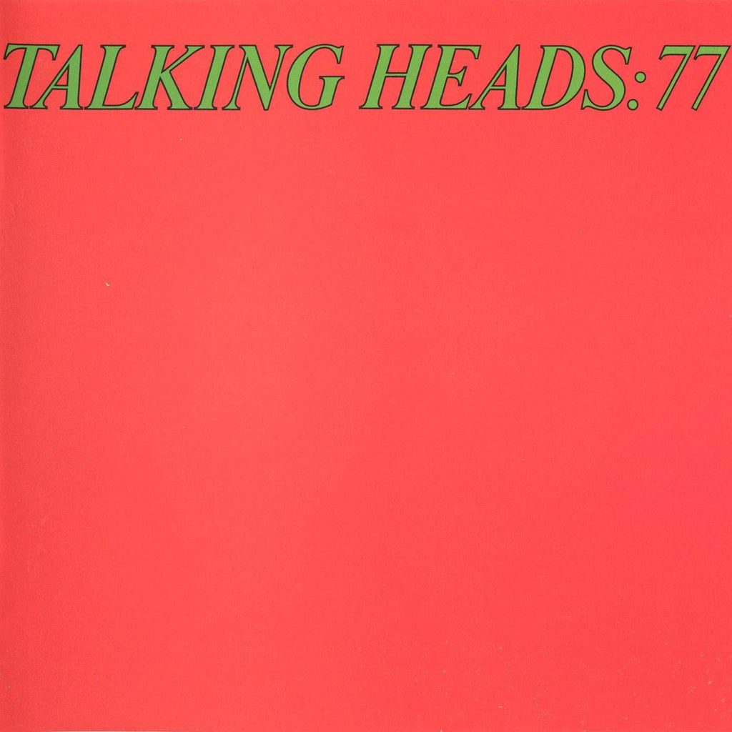 LP Talking Heads - 77