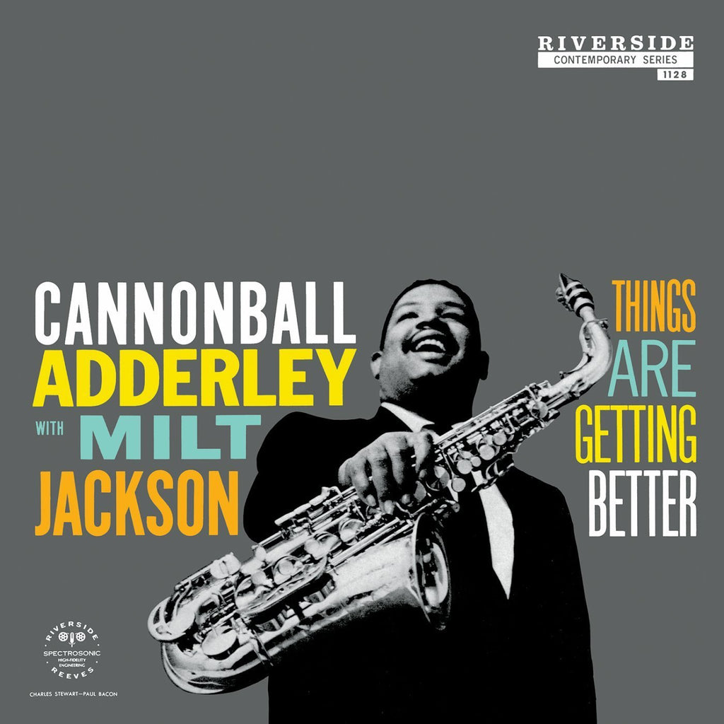 LP Adderley, Cannonball - Things are getting better