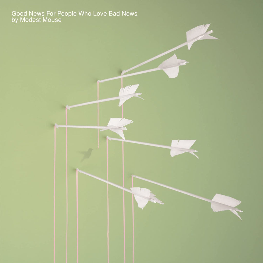 LP Modest Mouse - Good News For People