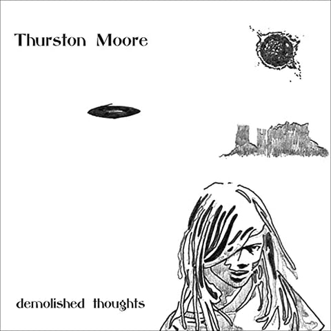 LP Moore, Thurston - emolished Thoughts