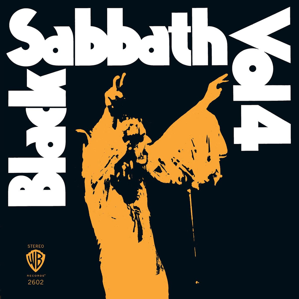 LP Black Sabbath - Vol. 4