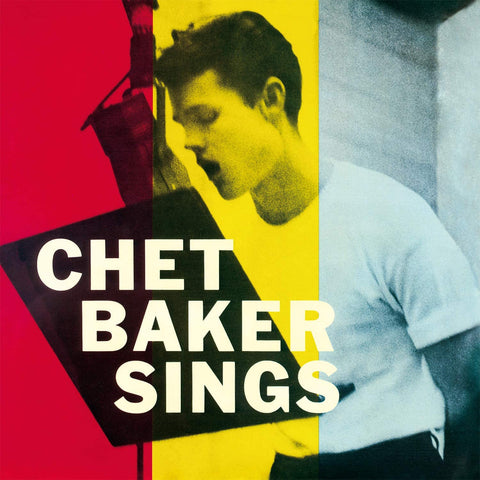 LP Baker, Chet - Sings
