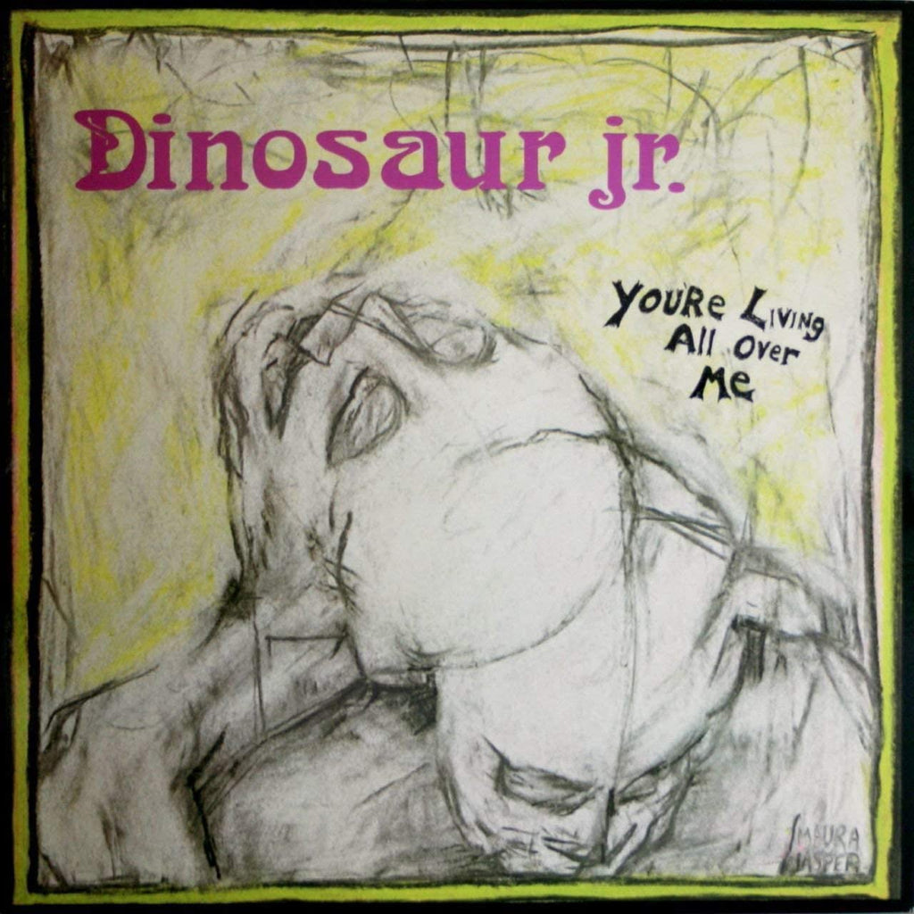 LP Dinosaur Jr. - You're Living All Over Me
