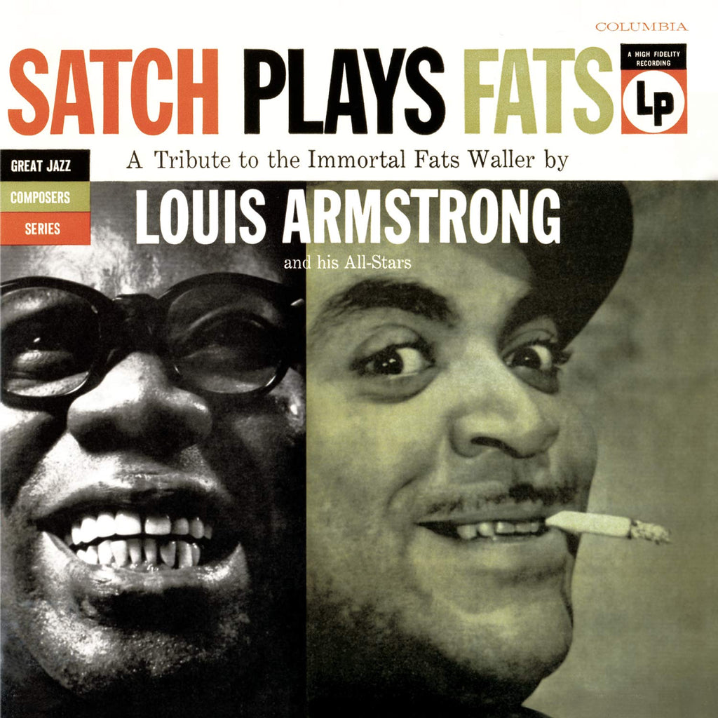 LP Armstrong, Louis - Satch Plays Fats (180G Waxtime)
