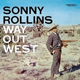 LP Rollins, Sonny - Way Out West (120G, OJC)