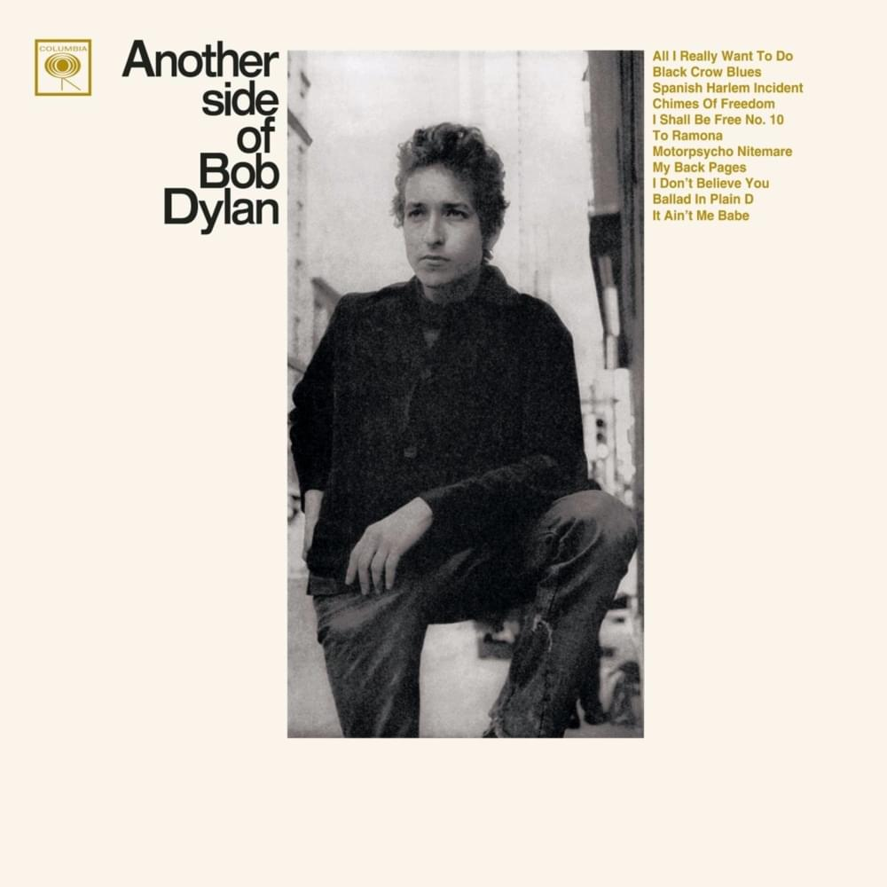 LP Dylan, Bob - Another Side Of