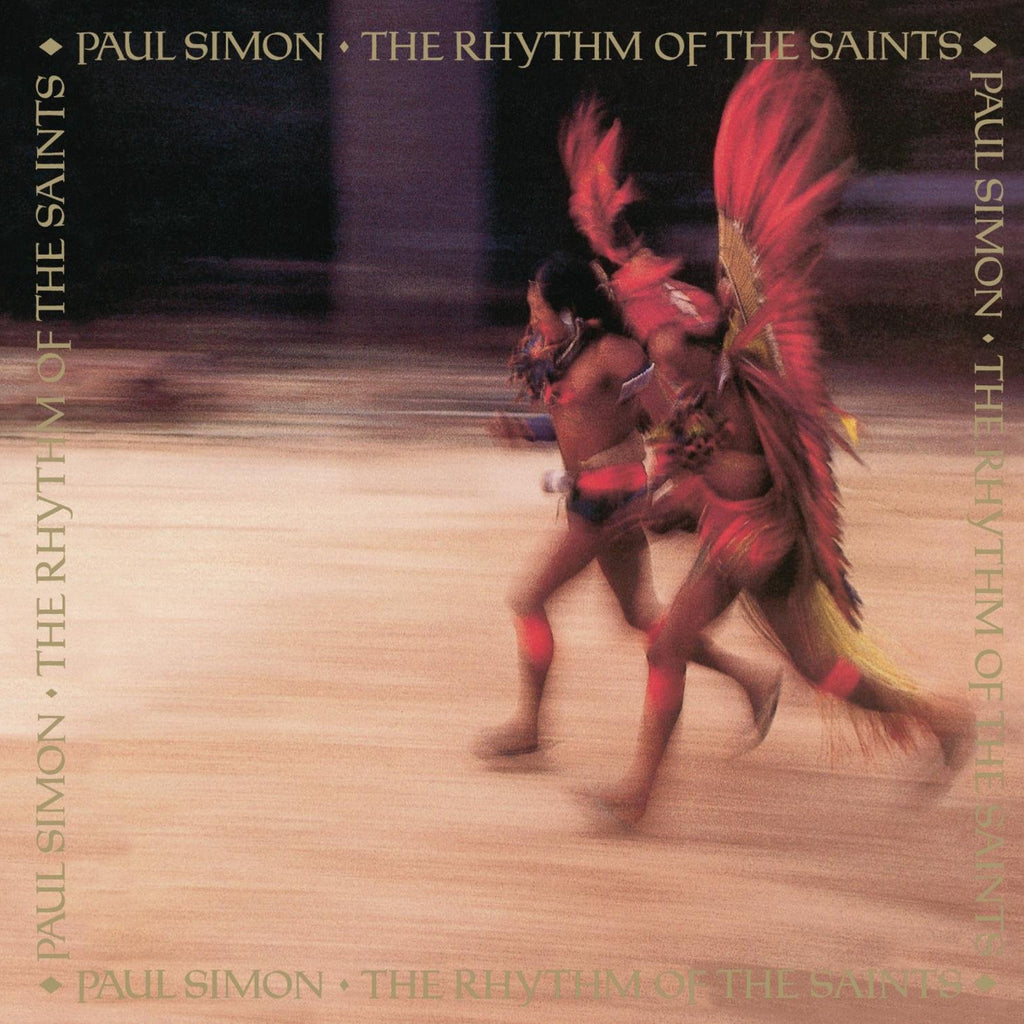 LP Simon, Paul - Rhythm of the Saints