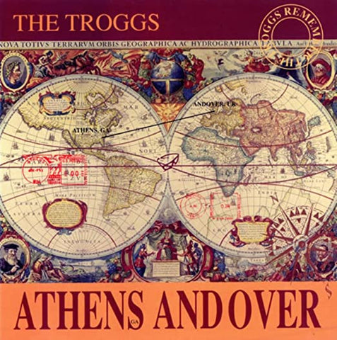 LP Troggs & REM - Athens and Over