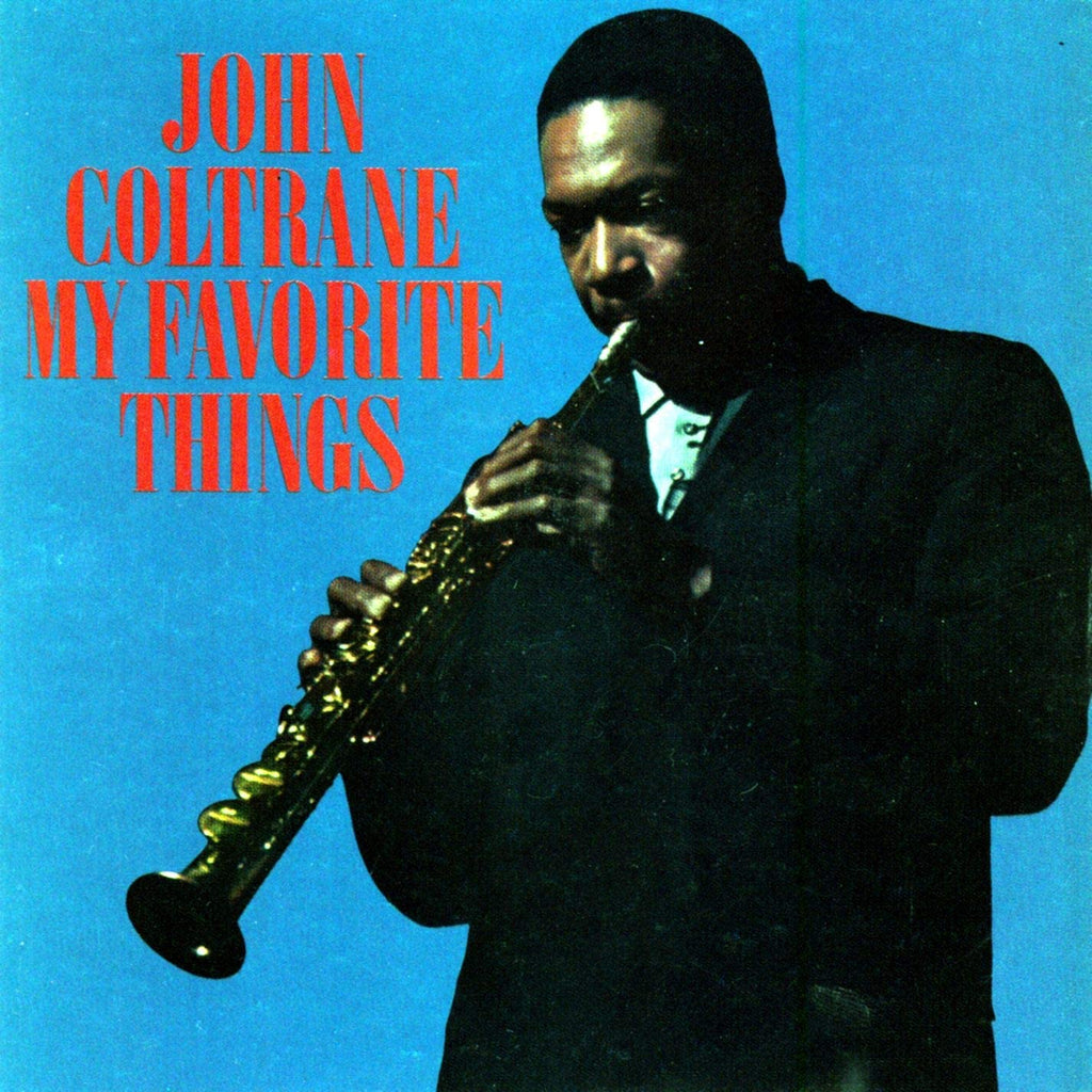 LP Coltrane, John - My Favorite Things (180G Wax Time)