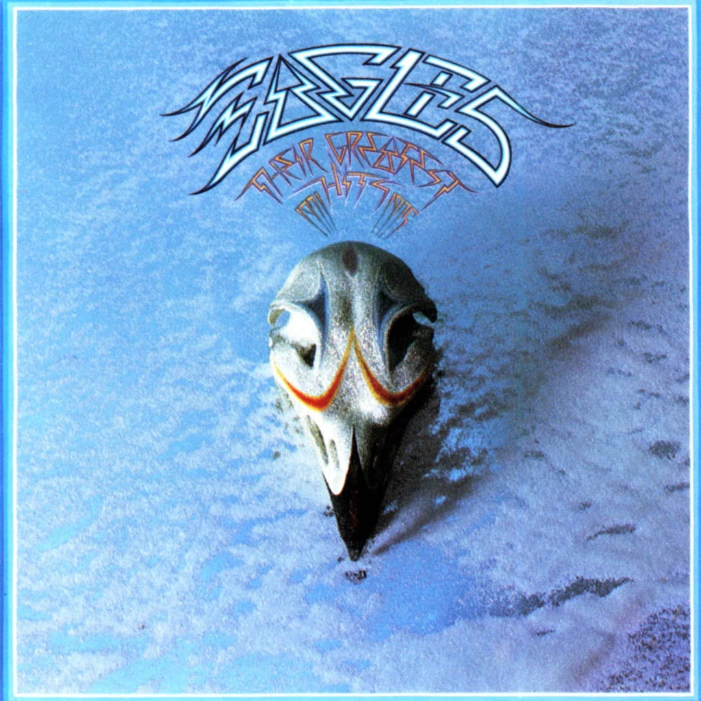 LP Eagles - 1971-1975: Greatest Hits (180g