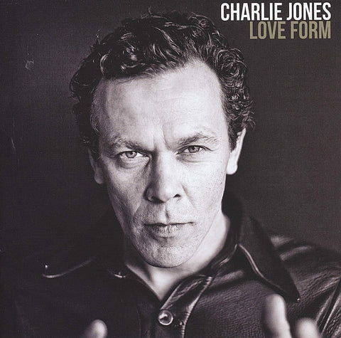 LP Charlie Jones - Love Form