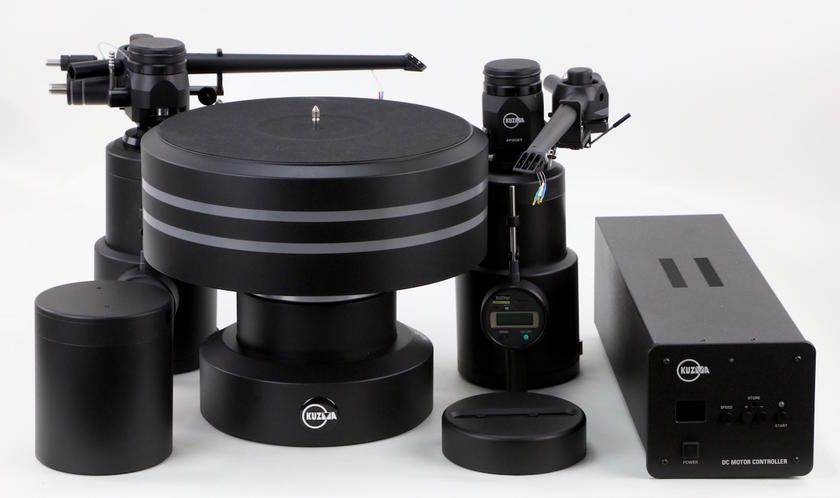 Kuzma STABI XL DC Turntable