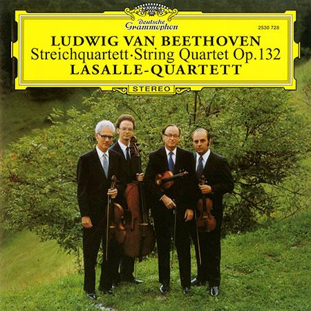 LP Beethoven - String Quartet Op. 132 (Speakers Corner)