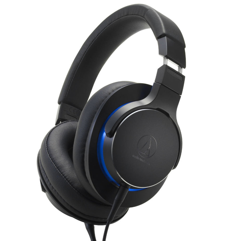Audio-Technica ATH-MSR7b Over-Ear High Resolution Headphones