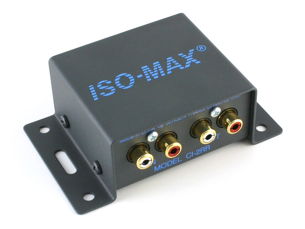 Jensen Iso-Max CI-2RR Ground Isolator