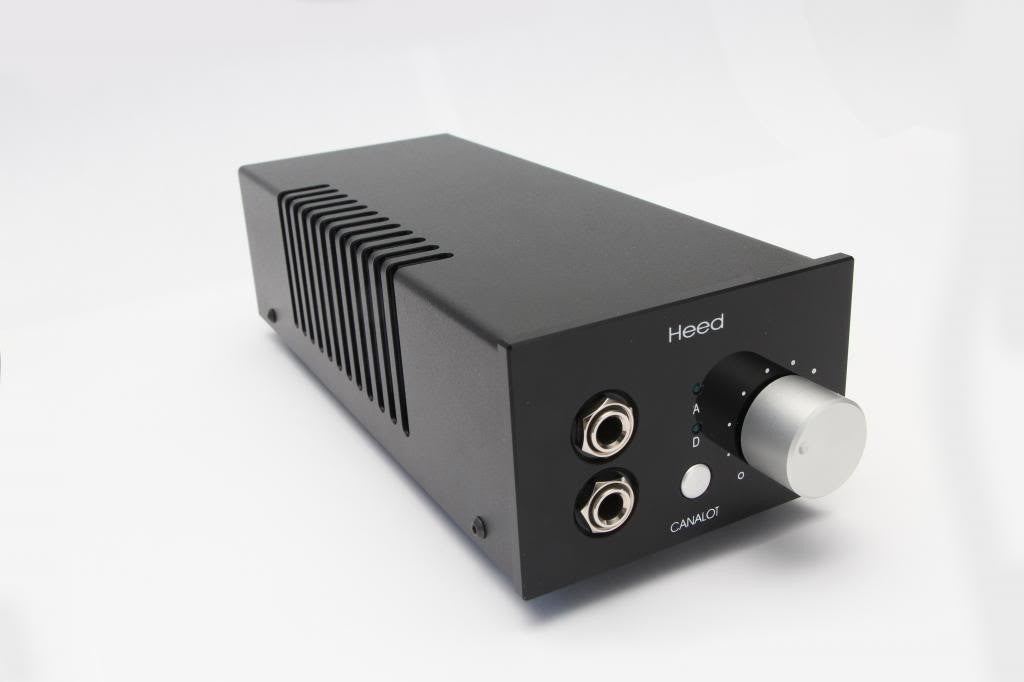 Heed Canalot Headphone Amplifier