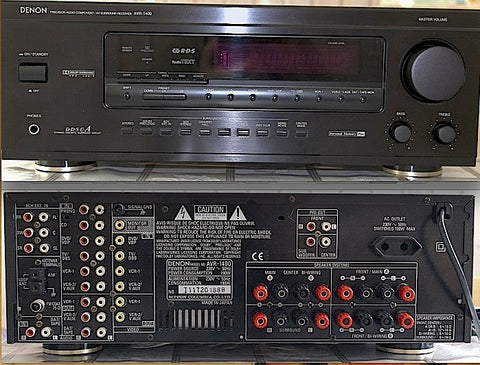USED: Denon AVR-1400 5.1 Receiver