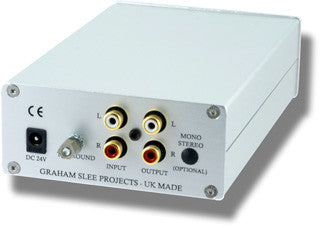 Graham Slee Reflex C Phono Preamplifier w/ SMPS power supply